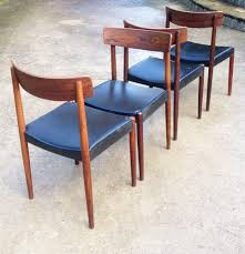 scandinavian chairs by nils jonsson for troeds 1960s set of 4