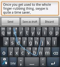 android swype keyboard top 5 keyboard apps for android