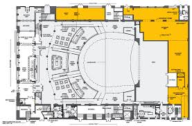 detroit opera house floor plan