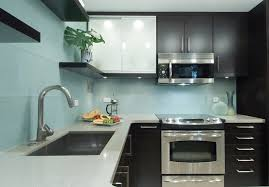 frosted glass backsplash in kitchen hawaii frosted glass backsplash kitchen contemporary with