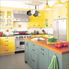 yellow and white kitchen ideas kitchen breathtaking yellow painted kitchen cabinets kitchens