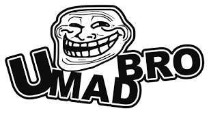 jdm sticker wallpaper u mad bro troll face you mad jdm vinyl decal sticker custom