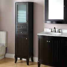 bathroom vanities with linen tower artasgift com tall corner bathroom cabinet chest wood linen tower vanity with storage mobile home kitchen cabinets skinny