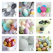 Easter Egg Decorating Ideas Paint 18 ways to decorate easter eggs u create