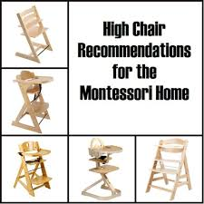 Svan Chair High Chairs For Independence Montessori Life As We Know It