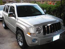 white jeep patriot 2008 mista g713 2008 jeep patriot specs photos modification info at