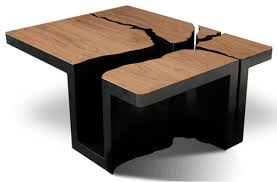 Coffee Table Design Simply Extruded Tree Coffee Table Design