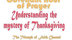 understanding the mystery of thanksgiving