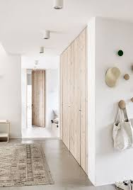 white interiors homes wood white interior a scandinavian home in the