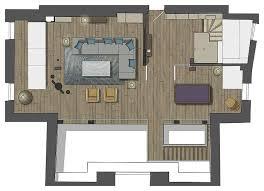 St Pancras Floor Plan St Pancras Penthouse By Tg Studio Homeadore