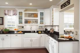 Crown Moulding Kitchen Cabinets by Interior Design Exciting Waypoint Cabinets For Inspiring Kitchen