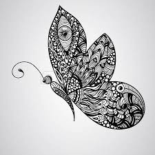 3 234 ethnic butterfly cliparts stock vector and royalty free