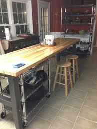 kitchen work table island kitchen work bench table donatz info