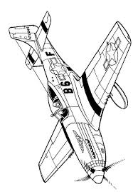 46 coloring pages wwii aircrafts kids fun uk kids