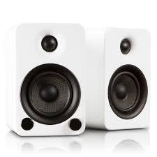 yu3 powered bookshelf speakers kanto touch of modern