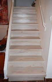 treppe mit laminat treppenrenovierung treppensanierung hafa treppen de vorher