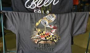 Black Flag Everything Went Black T Shirt Maryland Flag Emerges As Apparel Standard Baltimore Sun