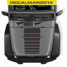 ebay jeep wrangler accessories jeep yj wrangler black rubber coated plate interior half