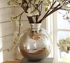 Red Glass Vases And Bowls Round Glass Vases For Centerpieces Round Designs