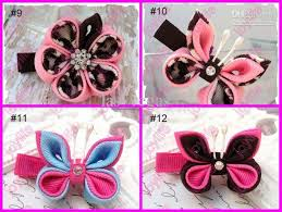 baby hair clip flower hair baby hair wear kids hair accessories