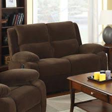 dual recliner sofas loveseats u0026 chaises ebay