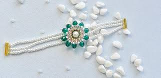 How To Make Magnetic Jewelry - pandahall original diy how to make a handmade three strand white