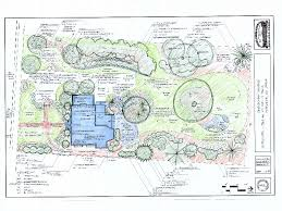 residential landscape plans