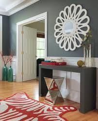interior bucolic ambience home entryway decor idea entryway