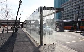 shelter studio taxi waiting shelter orange county streetcar pinterest bus