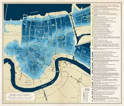 Garland Zip Code Map by Unfathomable City A New Orleans Atlas Rebecca Solnit Rebecca
