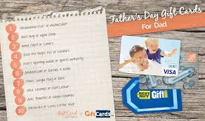 best gift card top 10 s day gift cards for dads gcg
