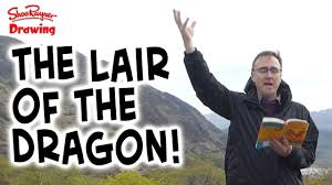 Why Does The Welsh Flag Have A Dragon A Visit To The Lair Of The Red Dragon Of Wales Dinas Emrys Youtube