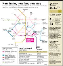 Metro Map Delhi Download by Noida Kalkaji Delhi Metro Link To Open In June Cut Travel Time By