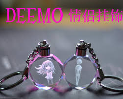 2017 new deemo led colorful lights ornaments anime