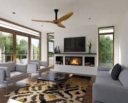 Ceiling Fans For Living Rooms Recessed Lighting Ceiling Fan Houzz