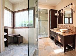 bathroom learning the more ideas remodel diy design sharp master bath spa retreat slate tile teak diy bathroom decor ideas view brown