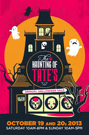 Halloween Sale Tate U0027s Comics Inc Halloween Sale U2013 Haunting Of Tate U0027s Theme