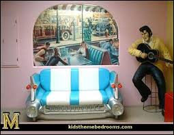 50s Bedroom Furniture by 50s Style Party Decorations Car Table Decor We Had Paper 50u0027s