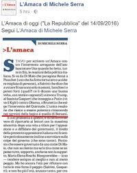l amaca repubblica michele serra e la storia dell amaca su bersani censurata next