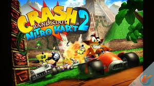 crash nitro kart apk crash bandicoot nitro kart 2 iphone gameplay