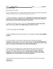 math 3010 statistics of nursing nau page 1 course hero