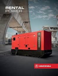 himoinsa rental power by himoinsa issuu