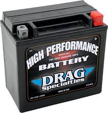 drag specialties 12v maintenance free battery 04 17 harley