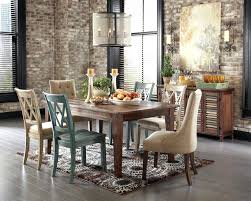 Rustic Dining Room Bench Dining Table Rustic Dining Room Table And Chairs With Bench
