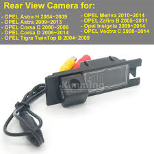 aliexpress com buy car rear view camera for opel astra corsa c d