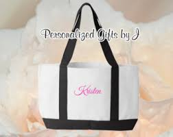 personalized bags for bridesmaids personalized tote bags personalized tote bridesmaids gift