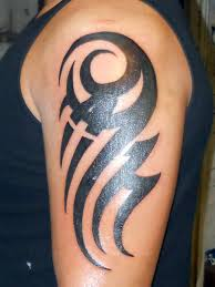 best tribal designs for arms cool tattoos bonbaden