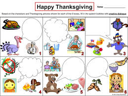thanksgiving creative writing speech by