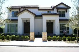 Home And Decor Atlanta by Exterior Design Atlanta David Weekley Homes With Paint Front Door