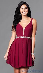 burgundy dress for wedding guest wedding guest dress with jeweled waist